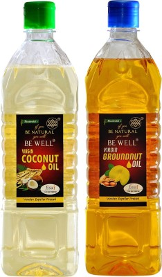 BE WELL Coconut-Groundnut-1000ML