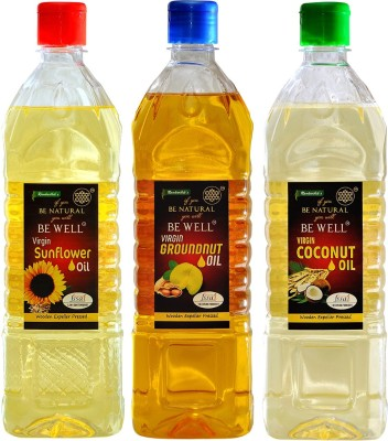 BE WELL Sunflower-Groundnut-Coco_1000ML