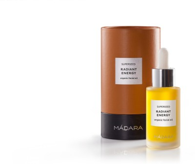 Madara Superseed Organic Blueberry, Blackberry And Cranberry Radiant Energy Beauty Oil
