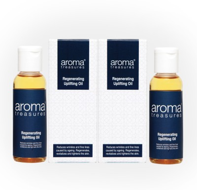 Aroma Treasures Regenerating uplifting Oil 50ml (Mature / Wrinkle) (Pack Of 2)