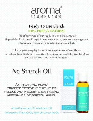 Aroma Treasures No Stretch Marks oil