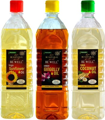 BE WELL Sunflower-Ginglly-Coco_500ML