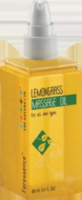 The Nature,s Co Lemongrass Massage Oil