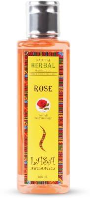 Lasa Aromatics Massage Oil Rose