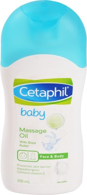 Cetaphil Cetaphil Baby Massage Oil(200 ml)