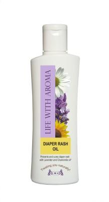 Life With Aroma Diaper Rash Oil