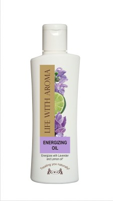 Life With Aroma Energizing Oil