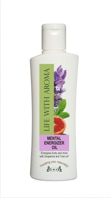Life With Aroma Mental Energizer Oil