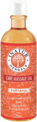 Inatur Herbals Nirvana Care Massage Oil