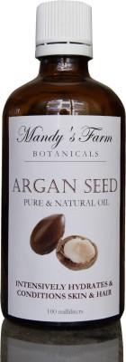 Mandy's Farm Pure Argan Seed Massage Oil - All Natural!