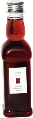 Nyah Woody Sandal Massage Oil 190 ML