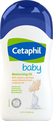 Baby Baucket Cetaphil Baby Moisturizing Oil 399ml