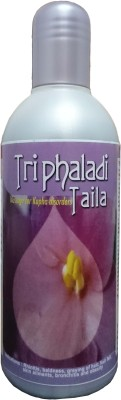 Triphaladi Taila Herbal Massage Oil for Kapha Disorder