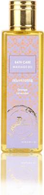 BioBloom Natural Massage Oil - Rejuvenating