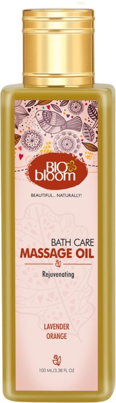 BioBloom Natural Massage Oil - Rejuvenating(100 ml)