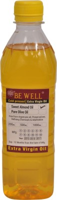 Be Well SWEET-ALMOND-500
