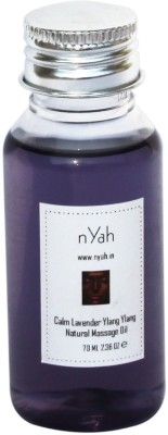 Nyah Calm Lavender & Ylang Ylang Massage Oil 70 ML