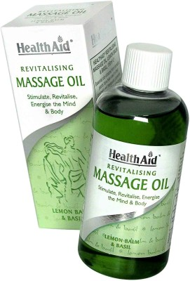 HealthAid Relaxing Massage Oil