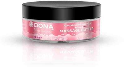 Dona Massage Butter Flirty Aroma: Blushing Berry
