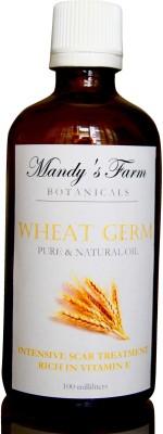 Mandy's Farm Pure Wheatgerm Massage Oil - All Natural!