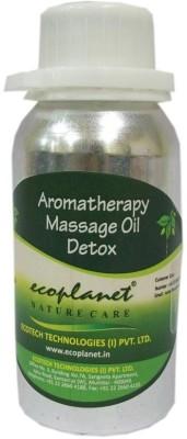 Ecoplanet Aromatherapy Massage oil-Detox