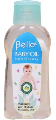 Bello Baby Oil Non Greasy