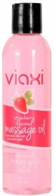 Viaxi Viaxi Massage Oil Strawberry -177ml
