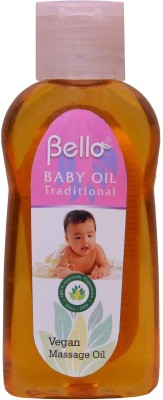 Bello Baby Oil (Traditional)(200 ml)