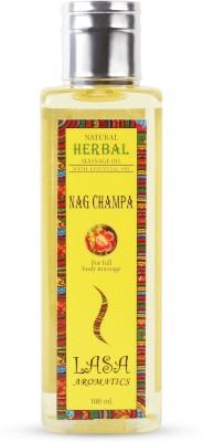 Lasa Aromatics Massage Oil Nag Champa