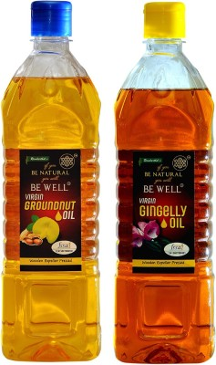 BE WELL Gingelly-Groundnut_500ML