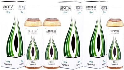 Aroma Treasures Olive Oil 50ml (Pack Of 3)
