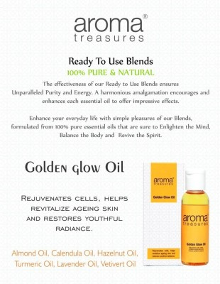 Aroma Treasures Golden Glow (facial oil)