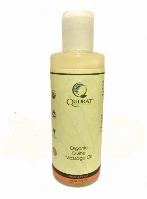 Qudrat Organic Divine Massage Oil