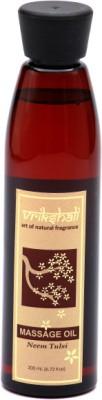 Vrikshali Massage oil Neem Tulsi