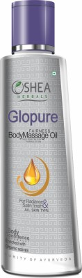 Oshea Herbals Glopure Fairness Body Massage Oil(120 ml)