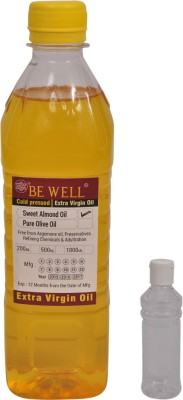 Be Well SWEET-ALMOND-1000