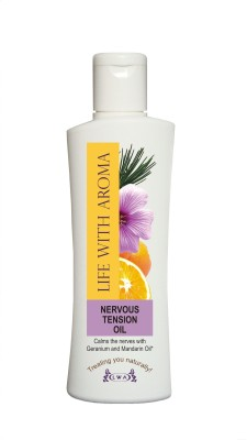 Life With Aroma Nervous Tension Oil