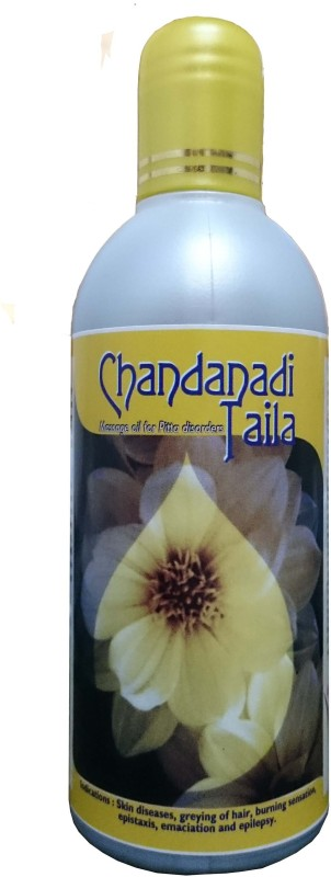 Chandanadi Taila Herbal Massage Oil for Pitta Disorder(250 ml)