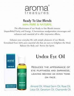Aroma Treasures Under Eye Oil