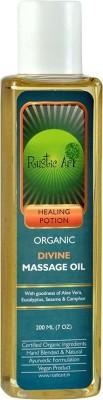 Rustic Art Massage Oil