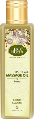 BioBloom Natural Massage Oil - Relaxing(100 ml)