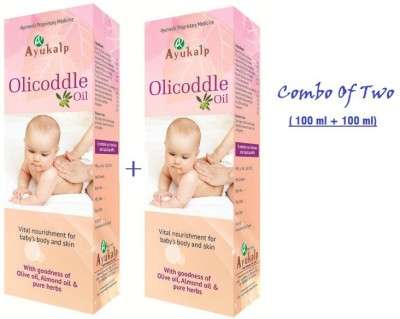 Ayukalp Olicoddle Baby Oil