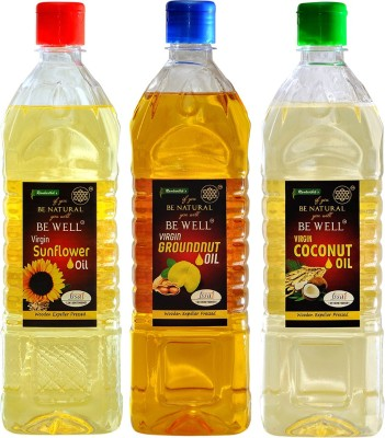 BE WELL Sunflower-Groundnut-Coco_500ML