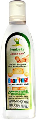 Baby First 100% Natural Baby Oil