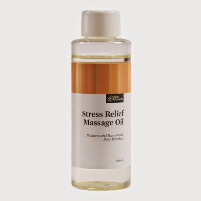 Bipha Ayurveda Stress Relief Massage Oil