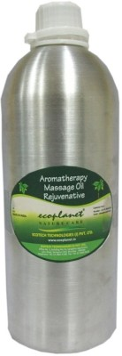 Ecoplanet Aromatherapy Massage oil-Rejuvenative