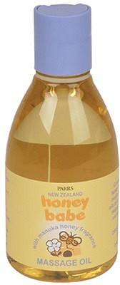 Wild Ferns New Zealand Honey Babe Massage Oil