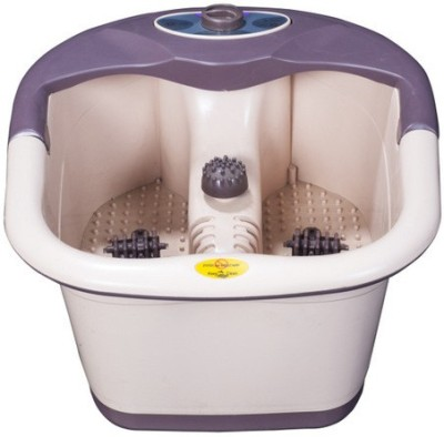 VNG MR-2010 Spa Bath Heat Bubbles Water Vibrating Feet Pedicure Care Massager