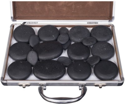 VNG MBS1639 SPA HOT STONE HEATER BOX WITH 20PCS STONE Massager