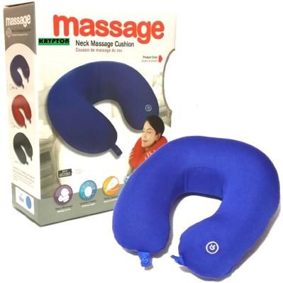 Krypton BYG221C Vibrating Neck Massage Pillow Massager